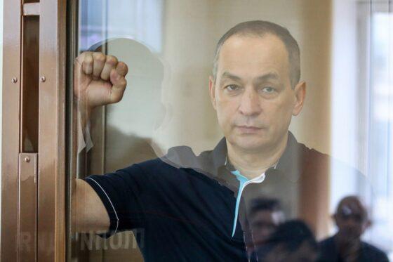 УФСИН по Тверской области сообщил, что экс-главу Серпуховского района никто не избивал